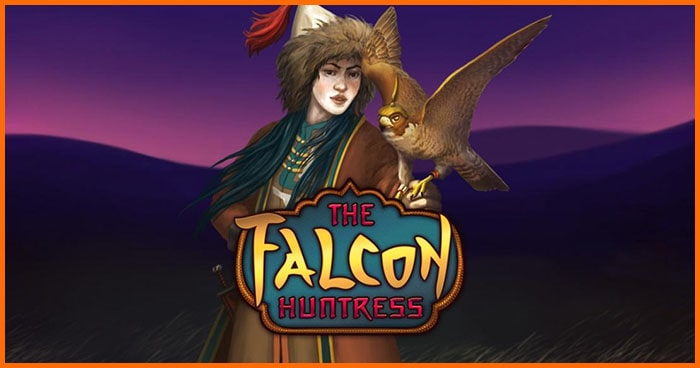 Игровой автомат The Falcon Huntress онлйн слоты Thunderkick